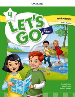 画像1: Let's Go 5th Edition Level 4 Workbook with Online Practice