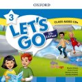 Let's Go 5th Edition Level 3 Class Audio CDs