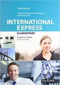 International Express  Elementary Student Book with Pocket book