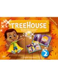 Treehouse 2 Activitybook with MP3 CD
