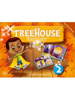 画像1: Treehouse 2 Activitybook