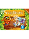 Treehouse 1 Activitybook with MP3 CD