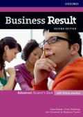 Business Result 2nd Edition Advanced Student Book and Online Practice Pack