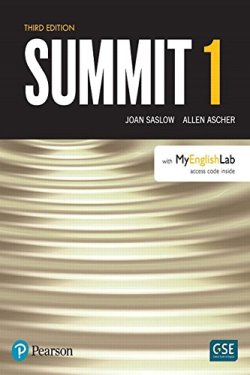 画像1: Summit 1 Student Book 3rd Edition