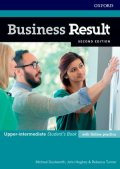 Business Result 2nd Edition Upper Intermediate Student Book and Online Practice Pack