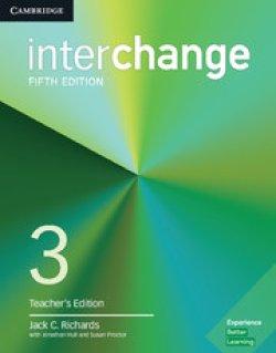 画像1: interchange 5th edition Level 3 Teacher's Edition with Complete Assesment Program