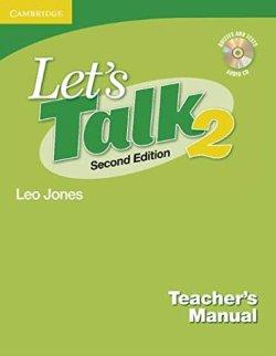 画像1: Let's Talk 2nd edition level 2 Teacher's Manual with Audio CD