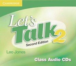 画像1: Let's Talk 2nd edition level 2 Class Audio CDs(3)