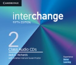 画像1: interchange 5th edition Level 2 Class Audio CD