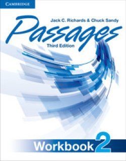 画像1: Passages 3rd Edition Level 2 Workbook