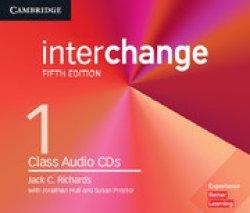 画像1: interchange 5th edition Level 1 Class Audio CD