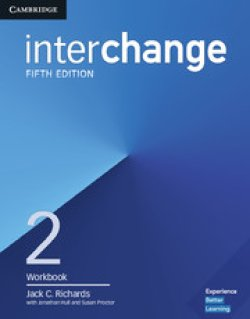 画像1: interchange 5th edition Level 2 Workbook