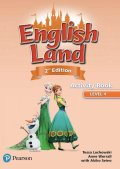 English Land 2nd Edition Level 4 Activitybook