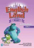 English Land 2nd Edition Level 5 Activitybook