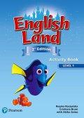 English Land 2nd Edition Level 1 Activitybook