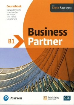 画像1: Business Partner B1 Coursebook with Digital Resources