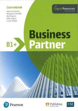 画像1: Business Partner B1+ Coursebook with Digital Resources