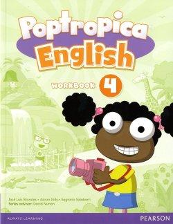 画像1: Poptropica English level 4  Workbook with CD