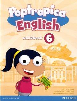 画像1: Poptropica English level 6  Workbook with CD
