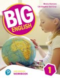 Big English 2nd edition Level 1 Workbook