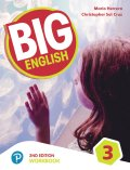 Big English 2nd edition Level 3 Workbook