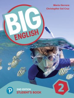 画像1: Big English 2nd edition Level 2 Student Book