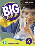 Big English 2nd edition Level 4 Student Book