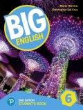 Big English 2nd edition Level 6 Student Book
