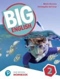 Big English 2nd edition Level 2 Workbook