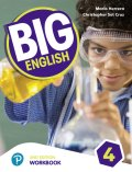Big English 2nd edition Level 4 Workbook