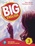 Big English 2nd edition Level 3 Student Book