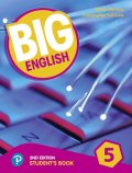 Big English 2nd edition Level 5 Student Book