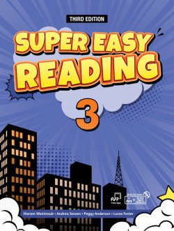 画像1: Super Easy Reading 3rd Edition 3 Student Book