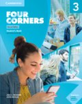 Four Corners 2nd Edition Level 3 Student Book with Online self-study