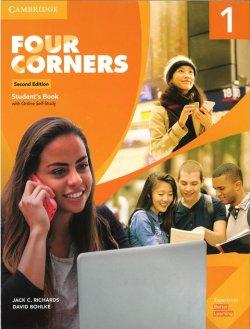 画像1: Four Corners 2nd Edition Level 1 Student Book with Online self-study