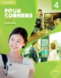 Four Corners 2nd Edition Level 4 Student Book with Online self-study