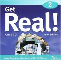 Get Real New edition Level 2 Class CD