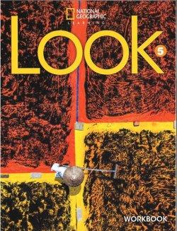 画像1: Look American English 5 Workbook only