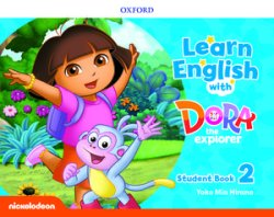 画像1: Learn English with Dora the Explorer level 2 Student Book