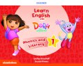 Learn English with Dora the Explorer level 1 Phonics & Literacy Book