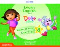 Learn English with Dora the Explorer level 3 Phonics & Literacy Book