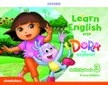 Learn English with Dora the Explorer level 3 Activity Book