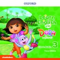 Learn English with Dora the Explorer level 3 Class Audio CDS(2)