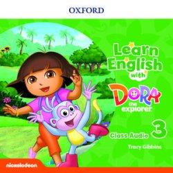画像1: Learn English with Dora the Explorer level 3 Class Audio CDS(2)