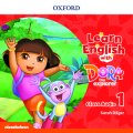 Learn English with Dora the Explorer level 1 Class Audio CDs(2)