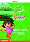 Learn English with Dora the Explorer level 3 Teacher's Pack