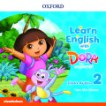 Learn English with Dora the Explorer level 2 Class Audio CDs(2)