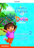 Learn English with Dora the Explorer level 2 Teacher's Pack