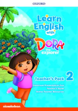 画像1: Learn English with Dora the Explorer level 2 Teacher's Pack