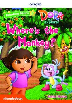 画像1: Reading Stars Level 3  Where's the Monkey?